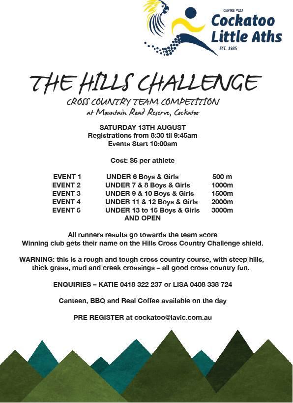 Hills Challenge